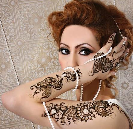 Indain-Bridal-Mehndi-Unique-2015-Hands-Feet