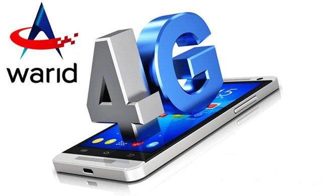 Warid-4G-LTE-Internet-Packages-Details-In-Pakistan