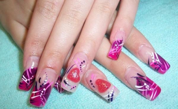 Fancy-nail-polish-for-Girls