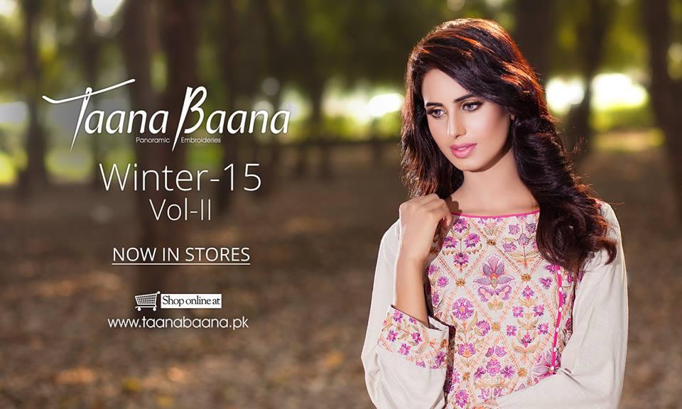 taana baana winter collection volume 2 dresses with price-webstudy.pk