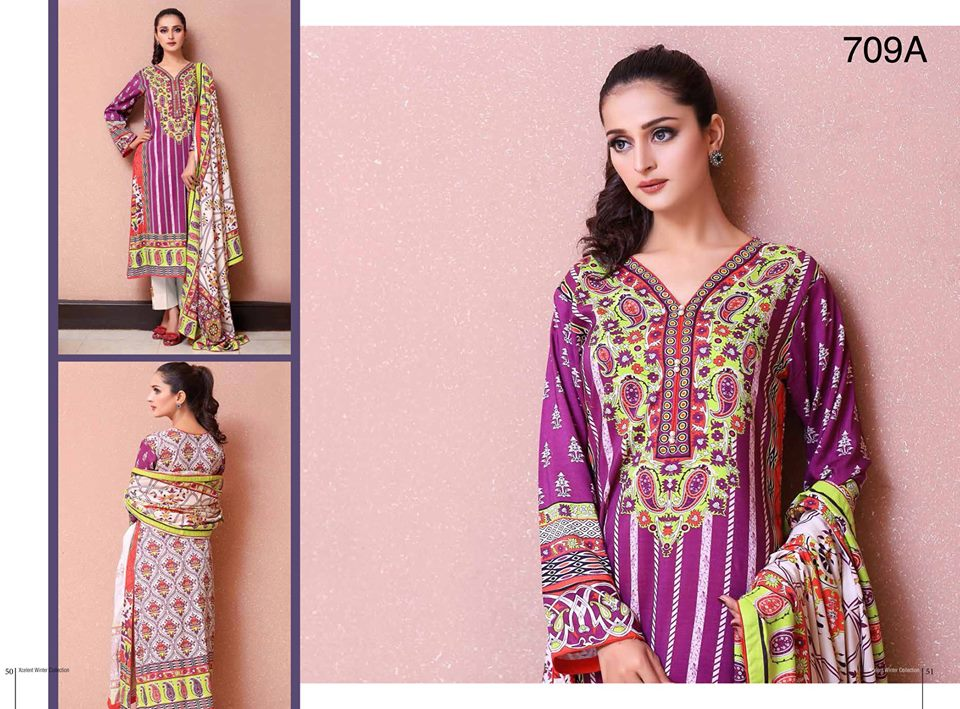 winter kurtas for girls-webstudy.pk
