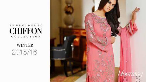 pink colour beautiful Barasti-Pure-Chiffon-Embroidery-Collection-2016-2017-By-Al-Wahab-Fabrics-webstudy.pk