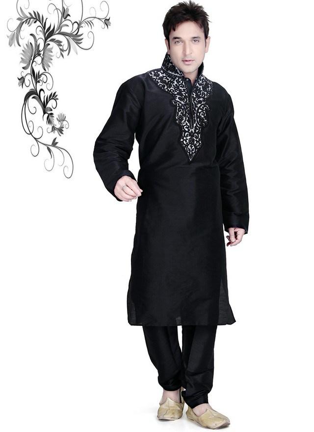 Indian-Mens-Beautiful-Eid-Kurta-Dresses-Collection-2016-webstudy.pk