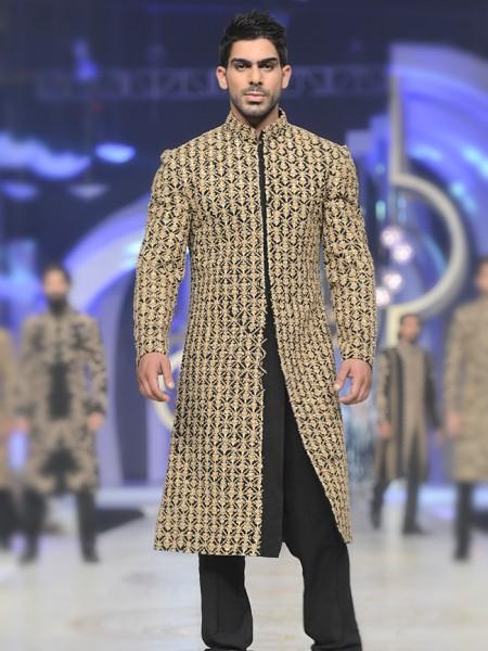 HSY-sherwani by fashion desingners