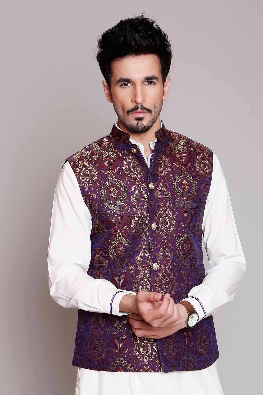 Men-Kurta-Designs-Latest-Spring-Summer-Collection-2019