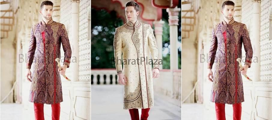 awesome sherwani desings & styles 2016-webstudy.pk