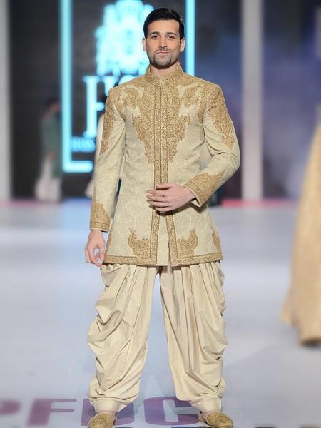 latest black sherwani designs 2016-webstudy.pk