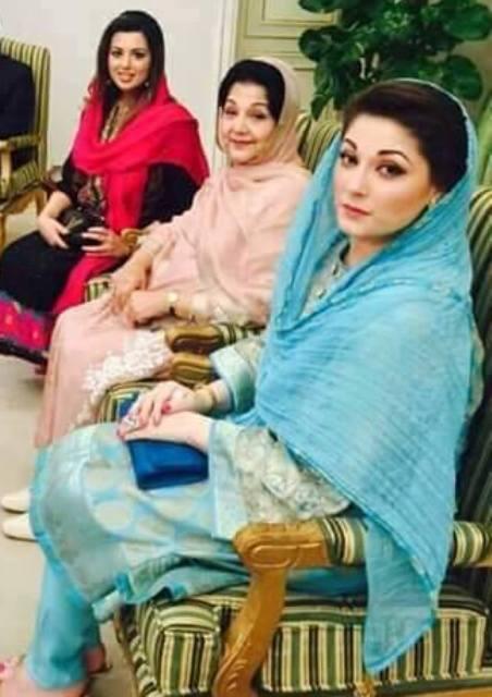 maryum nawaz sharif daughter mehrunisa pictures