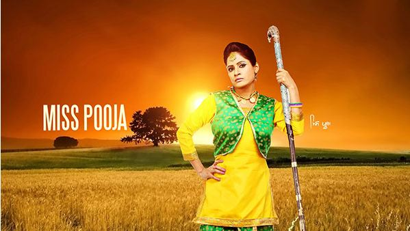 miss pooja wiki pedia biography