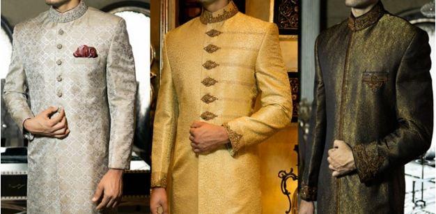 new beautiful sherwani designs 2016-fuonline.pk
