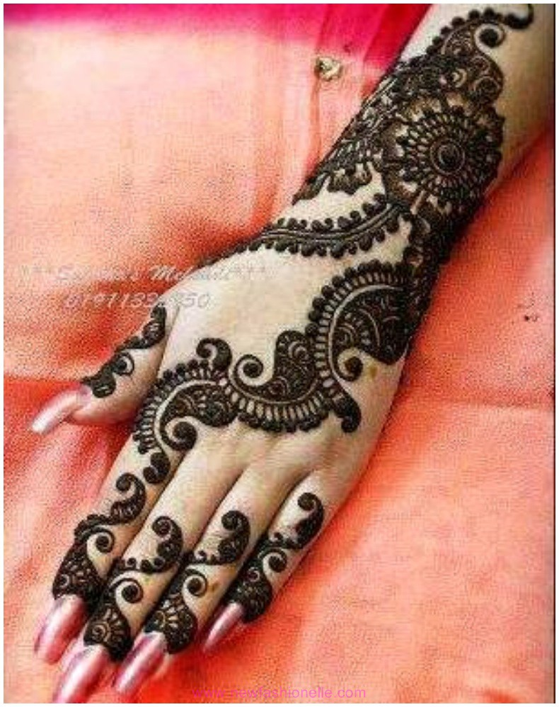 Best-Finger-Mehndi-Designs-for-Wedding
