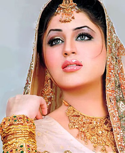 Bridal make up-webstudy.pk