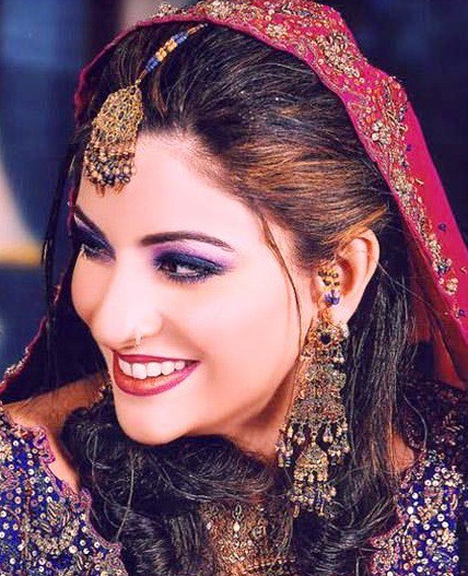 Bridal-Make-up-Looks-Beautiful-indian-Bridal-Face-Make-up-webstudy.pk