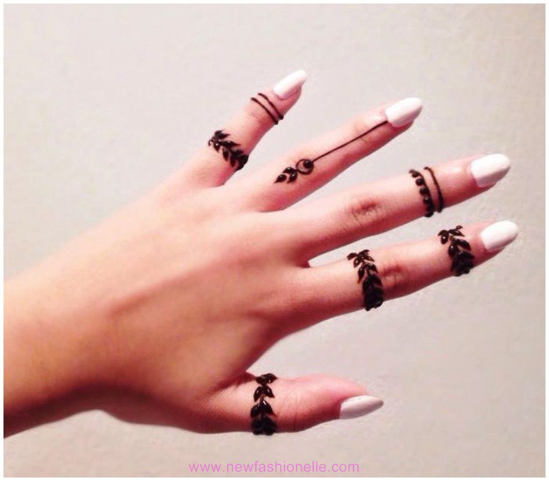 Easiest-Finger-Mehndi-Designs-2016