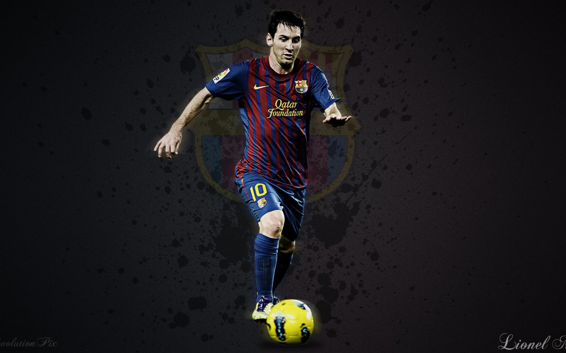 Football Player Lionel Messi HD Wallpapers 2016 | WebStudy