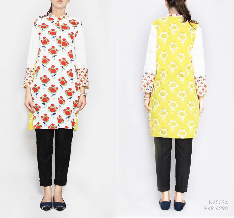 beautiful kurta designs by generations-webstudy.pk