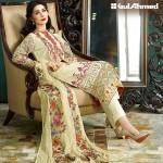 Gul-Ahmed-beautiful lawn dresses 2016-webstudy.pk