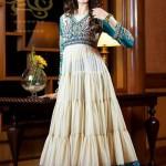 unique Front Open Shirt Gown Design Pakistani Frocks-webstudy.pk