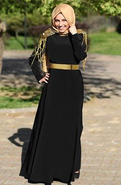20-Hijab-Styles-You-Should-Try-In-2016-Wear-a-Black-Hijab