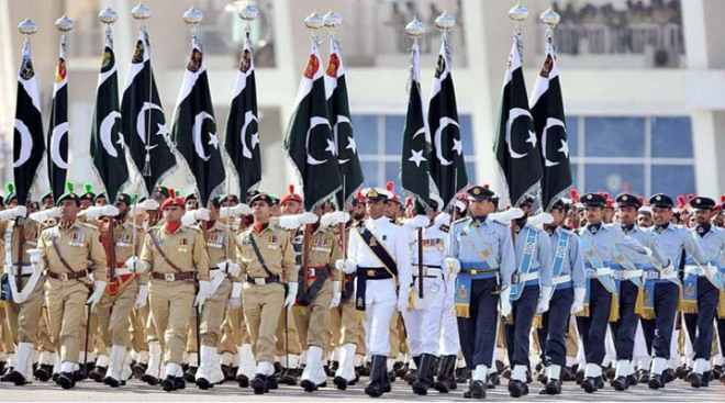 pakistan defence day on 6 september 2016 parade-webstudy.pk
