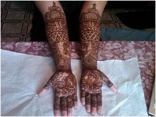 bridal-mehndi designs