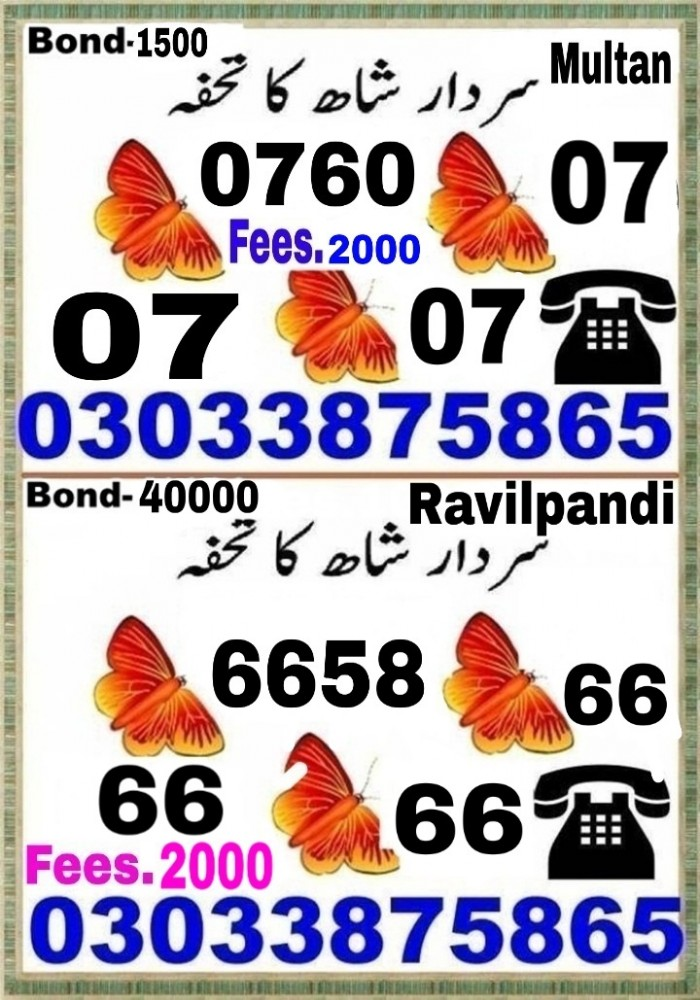 Prize Bond Rs 200 Guess Papers 2020 (5)