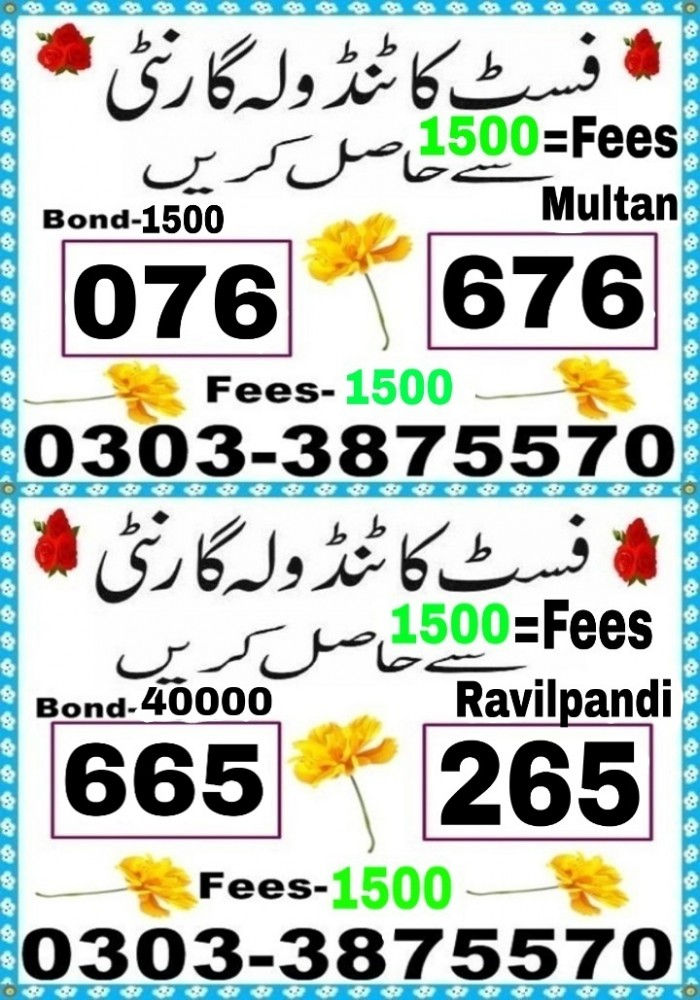 Prize Bond Rs 200 Guess Papers 2020 (6)