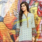 latest warda beautiful summer dresses collection 2017