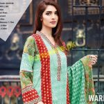 new latest warda beautiful summer dresses collection 2017