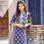 warda beautiful summer dresses collection 2017 catalog