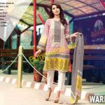 warda beautiful summer dresses collection 2017 for female