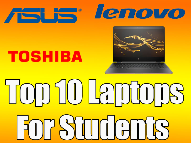top 10 best laptops for students