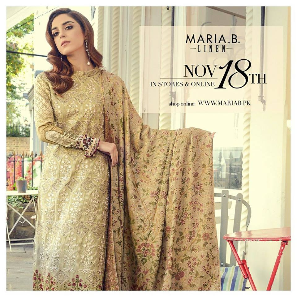 Maria-b-Linen-Winter-dresses 2018