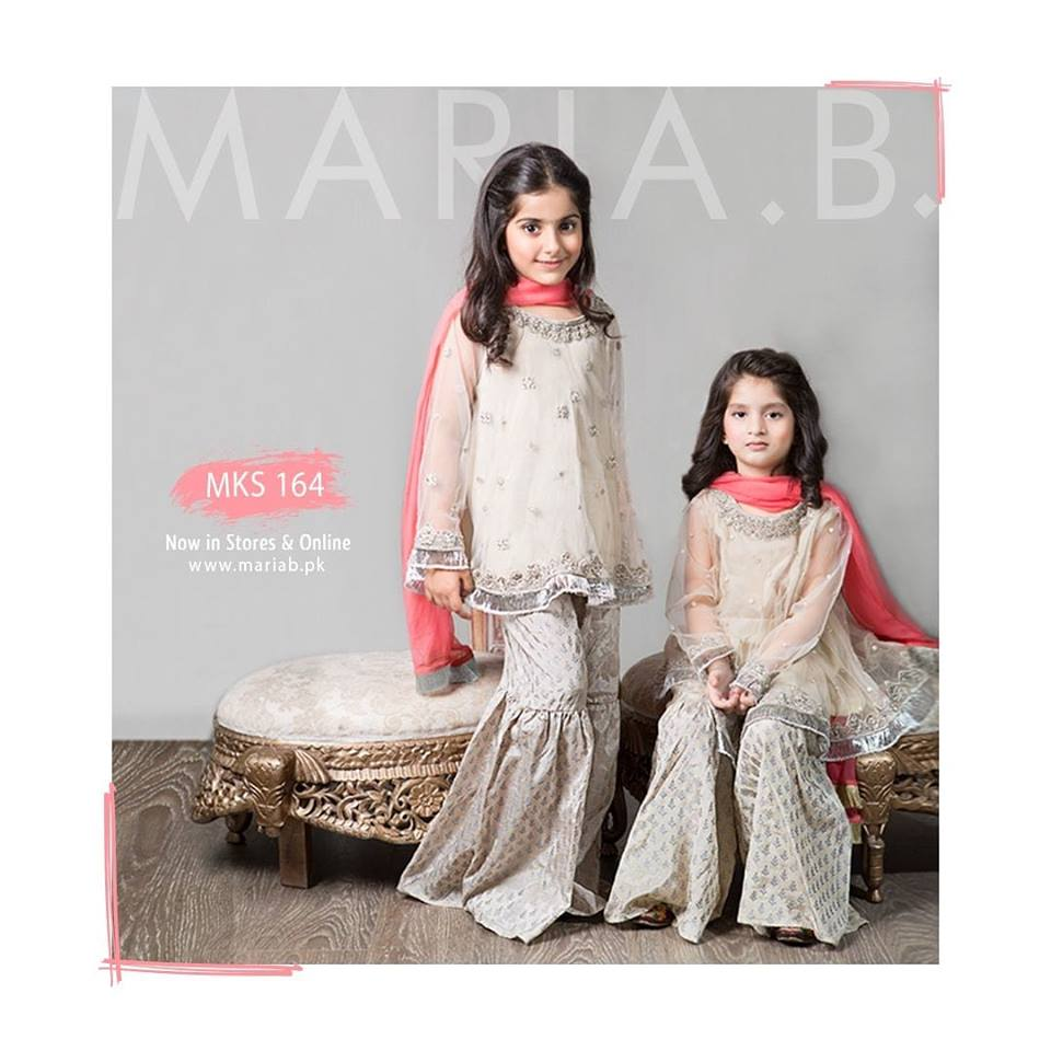 beautiful Maria-b-Linen-Winter-dresses 2018