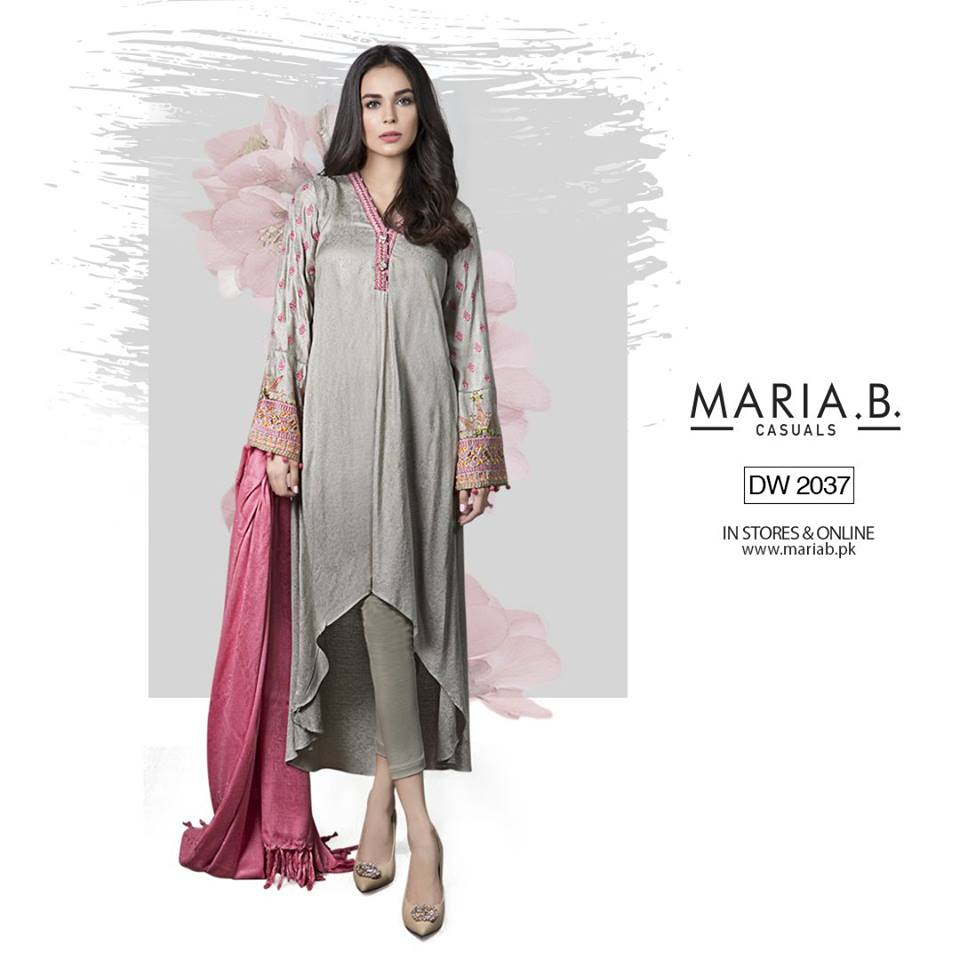 new Maria-b-Linen-Winter-Collection