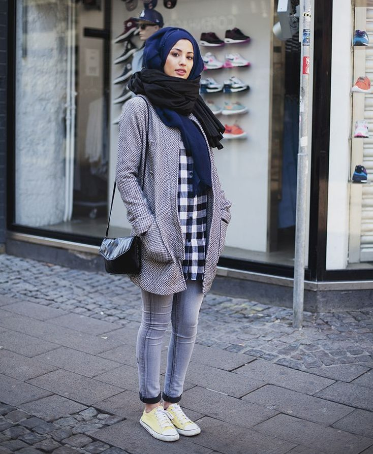 Winter-hijab-Trends 2018 latest