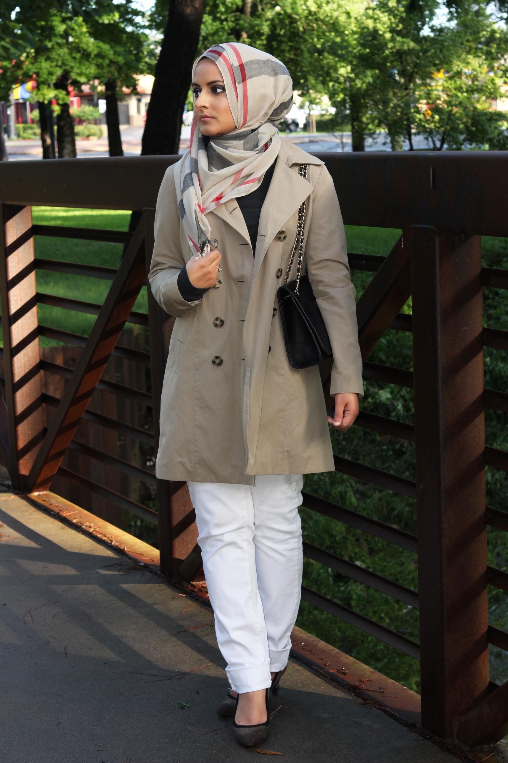 bridal hijab styles 2018