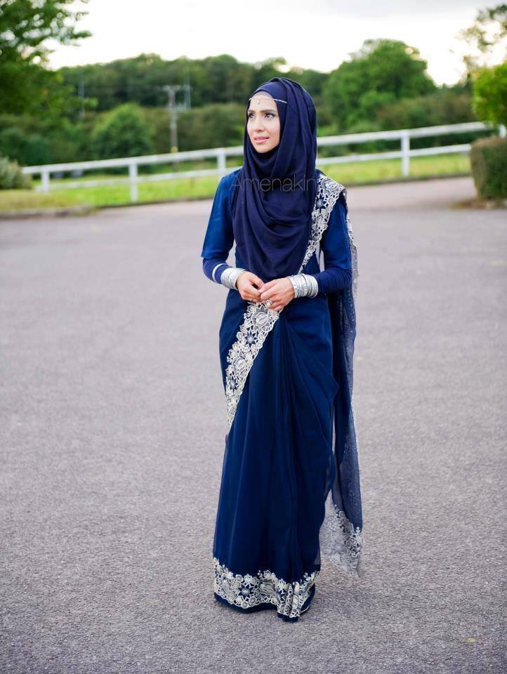 latest formal hijab designs 2018 for college going girls