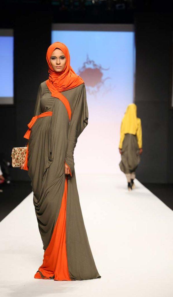 latest hijab styles 2018