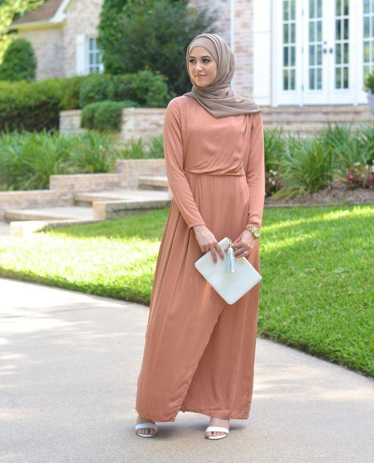 pakistani hijab styles 2018
