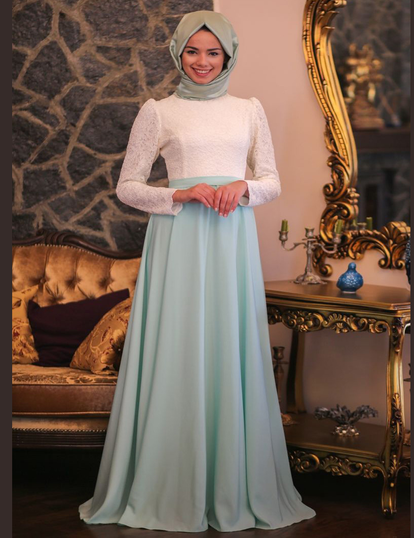 perfect hijab styles for engagment function