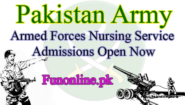 pak army afns admissions 2018