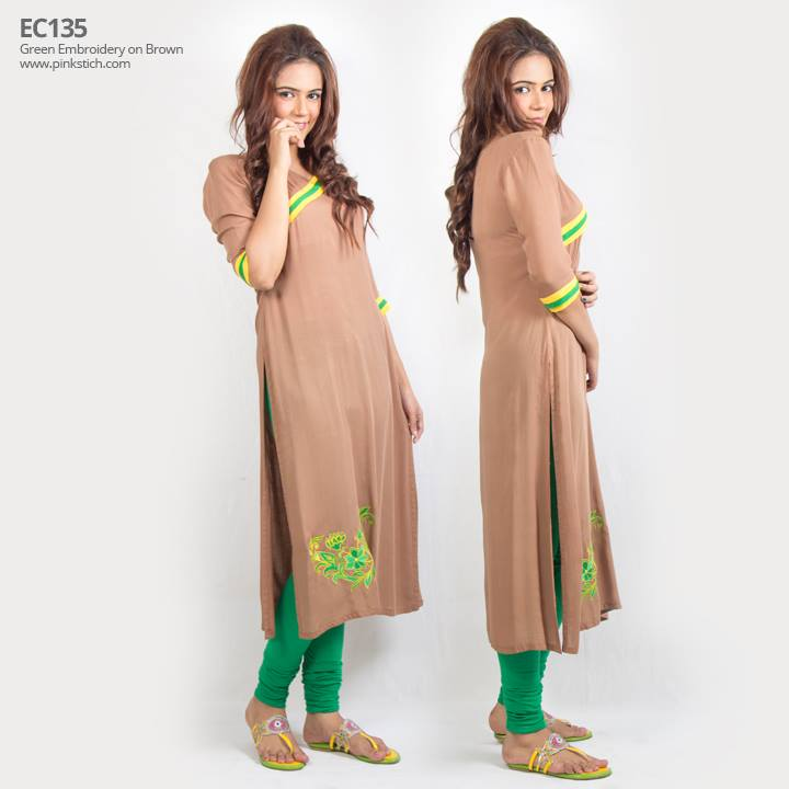 beautiful pretty eid day dresses 2018 for girls