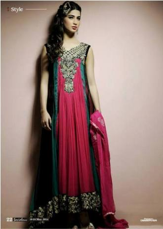 elegant eid day dresses 2018 for female
