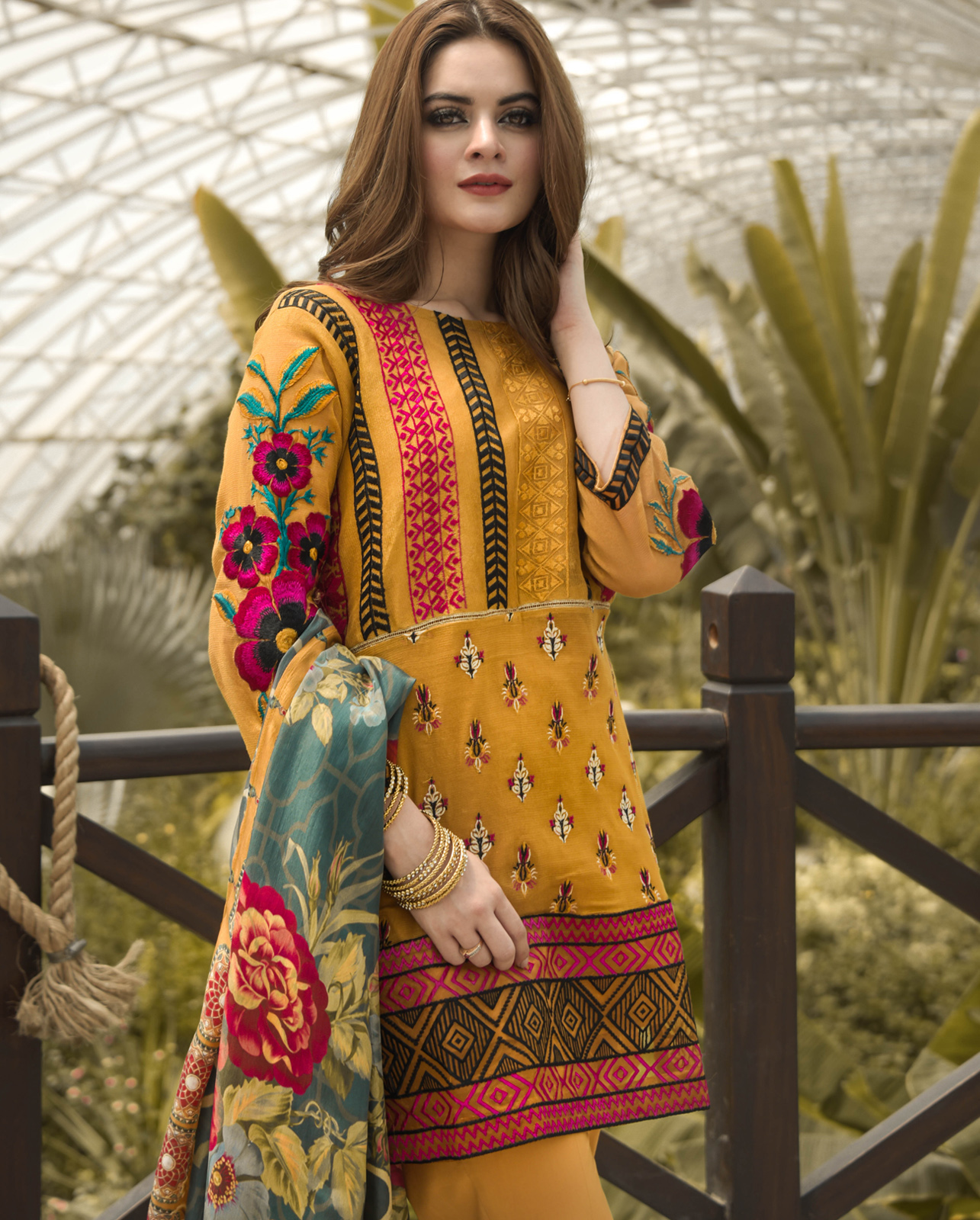 Nimsay Winter Collection 2012 for Women |Nimsay New Collection
