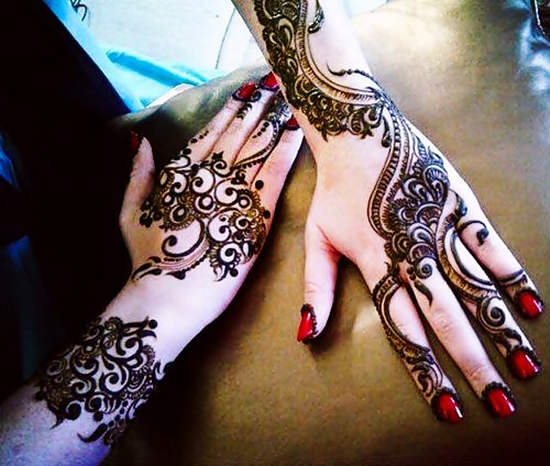 arabic mehndi designs 2018 for young girls