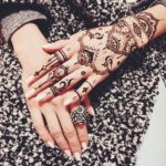 beautiful mehndi designs 2018 for eid ul fitar day