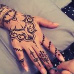 classic mehndi designs 2018 for eid ul fitr