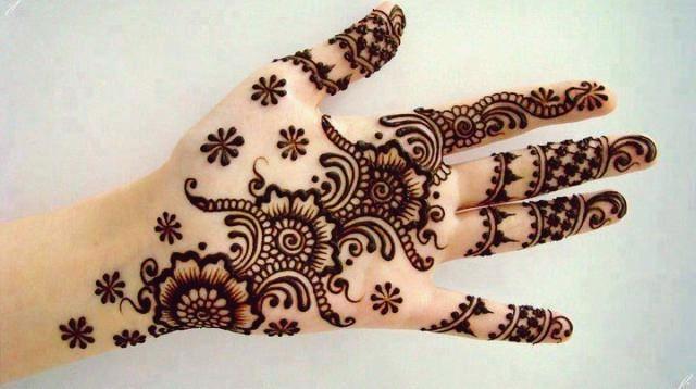 full hand mehndi designs 2018