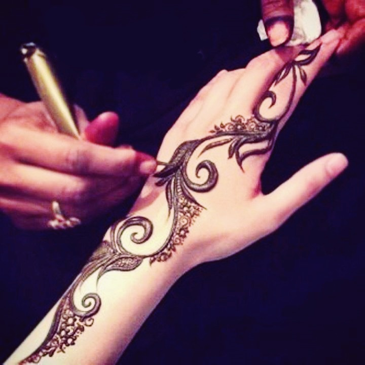 full hand mehndi designs for eid ul fitr 2018